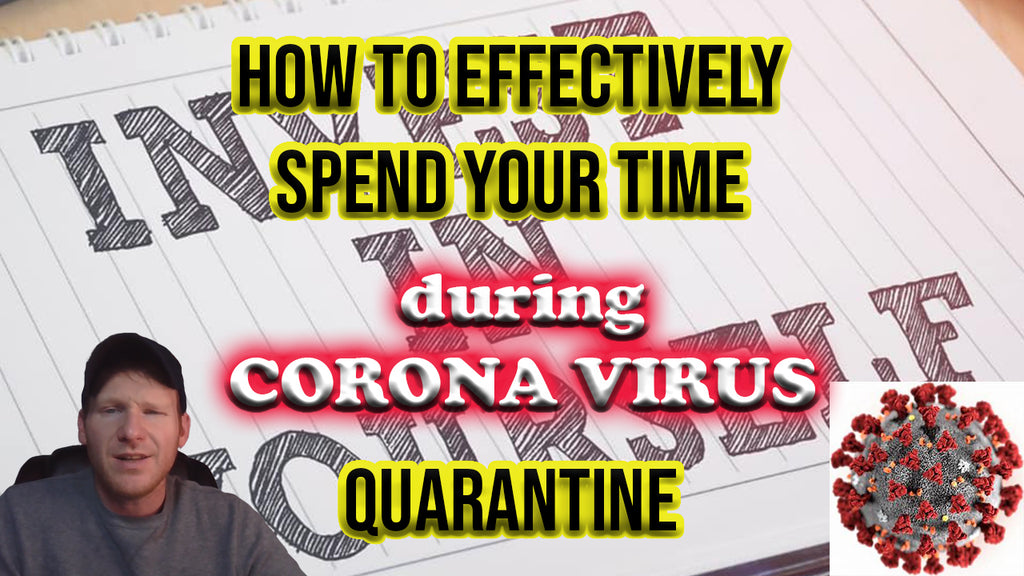 How to Effectively Use YOUR Time during COVID-19 QUARANTINE... ReDesignYourGrindVlog