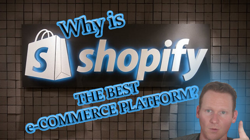 Why should you choose SHOPIFY as an eCommerce Platform?