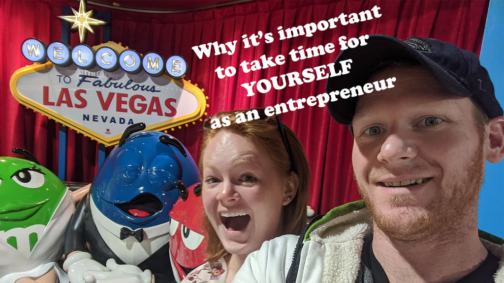Let's Talk: Why It's Important to MAKE TIME for YOURSELF as an Entrepreneur - ReDesignYourGrind Vlog