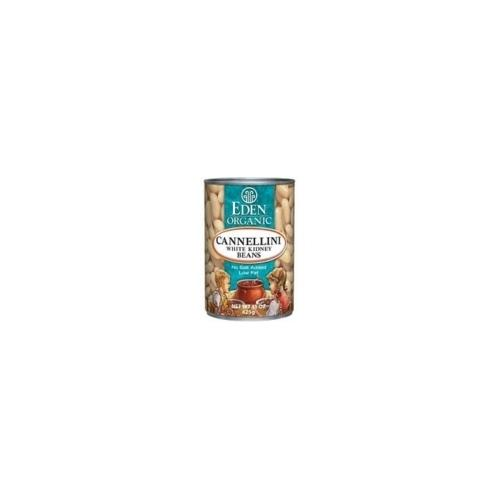 Eden Foods Cannellini Beans Can (12x15 Oz)