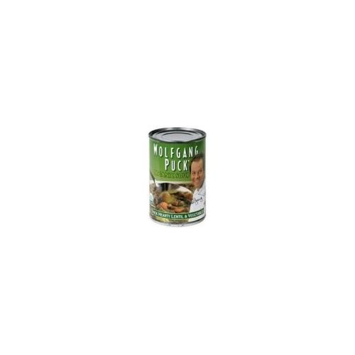 Wolfgang Puck Hearty Lentil & vegetable Soup (12x14.5 Oz)