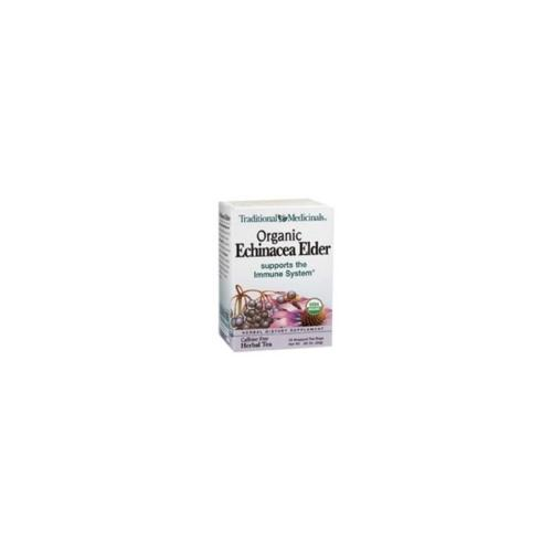 Traditional Medicinals Echinacea Elder Tea (6x16 Bag)