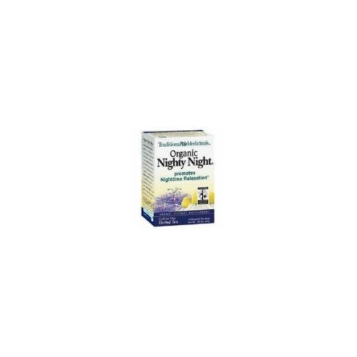 Traditional Medicinals Nighty Night Herb Tea (6x16 Bag)