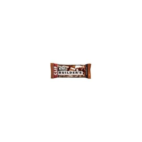 Clif Bar Chocolate Builder Bar (12x2.4 Oz)