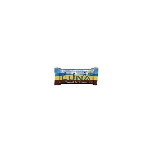 Clif Bar Caramel Nut Brownie Luna Bar (15x1.69 Oz)