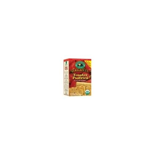 Nature's Path Un-Frosted Strawberry Toaster Pastry (12x11 Oz)