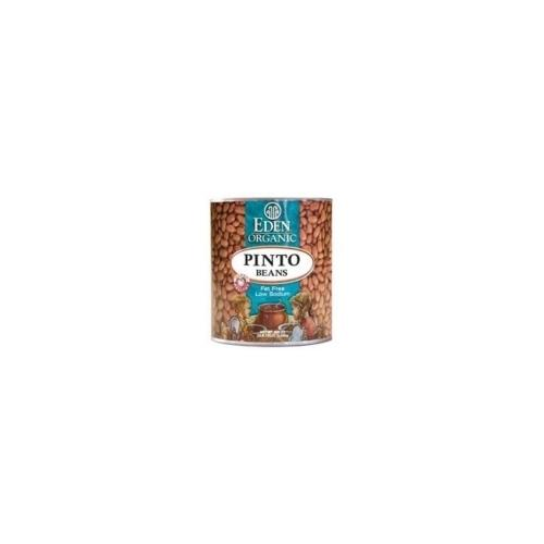 Eden Foods Pinto Beans Can (12x15 Oz)