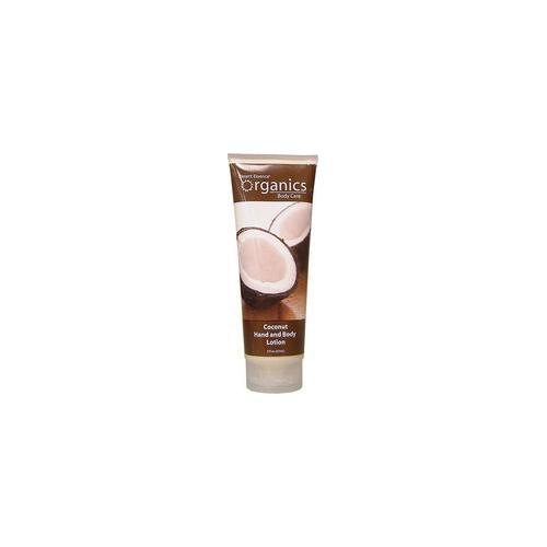 Desert Essence Tropical Coconut Hand& Body Lotion (8 Oz)