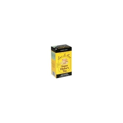 Laci Le Beau Lemon Mint Super Diet Tea (1x30 Bag)