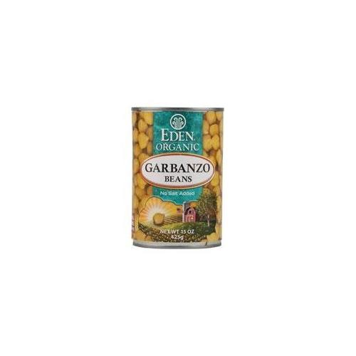 Eden Foods Garbanzo Beans (12x29 Oz)