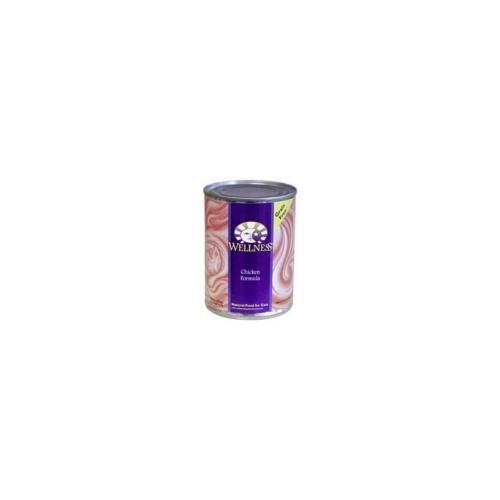 Wellness Canned Chicken Cat Food (24x3 Oz)