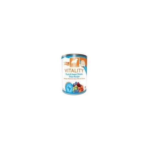 Dogswell Duck & Sweet Potato Can Food Vi (12x13 Oz)