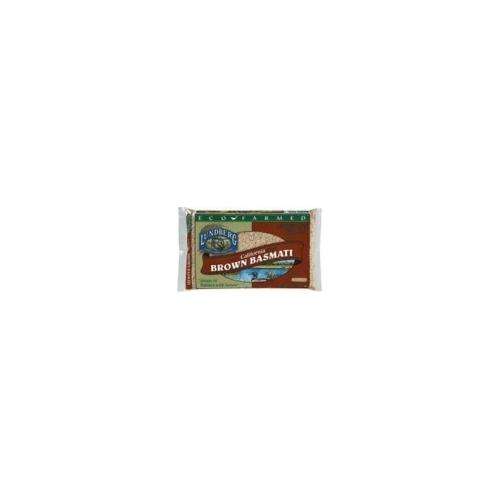 Lundberg Farms Eco-Fr Basmati Brown Rice (1x25lb)