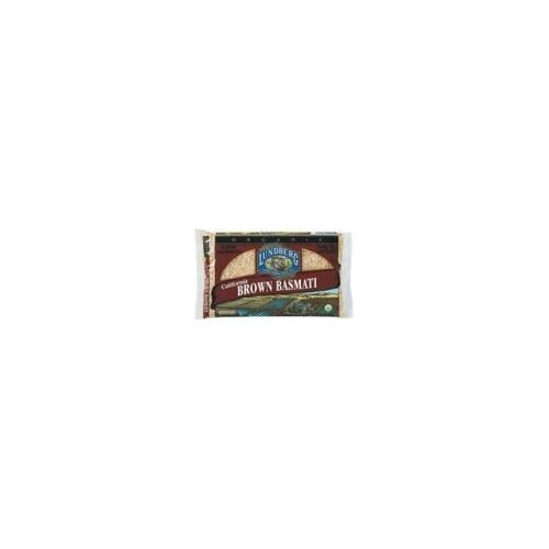 Lundberg Farms Basmati Brown Rice (1x25lb)