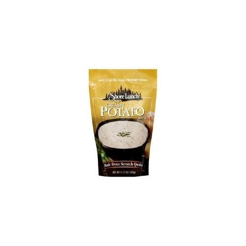 Shore Lunch Mix Soup Creamy Potato (6x11.75Oz)