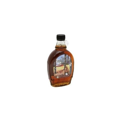 Coombs Family Farms Grade A Dark Amber, Glass (12x8Oz)