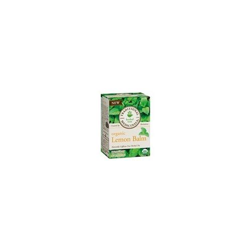 Traditional Medicinals Lemon Balm Tea (6x16 Bag)