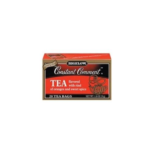 Bigelow Constant Comment Tea (6x20 Bag )
