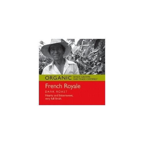 Tony's Coffees & Teas Ground French Royale (6x12Oz)