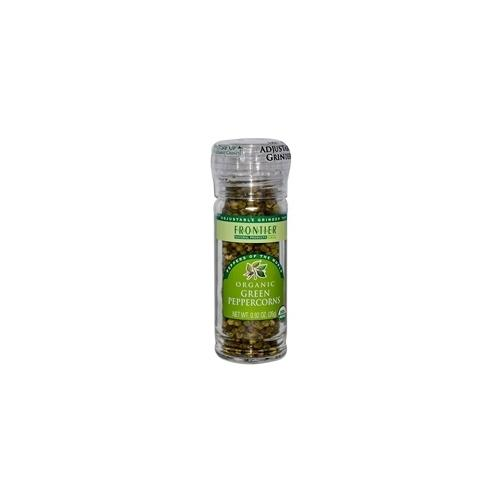Frontier Organic Green Peppercorns (6x0.92Oz)