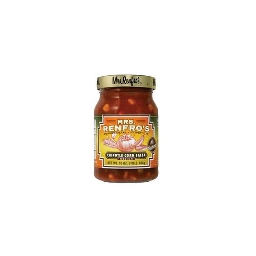 Mrs. Renfro's Chipotle Corn Salsa  (6x16Oz)