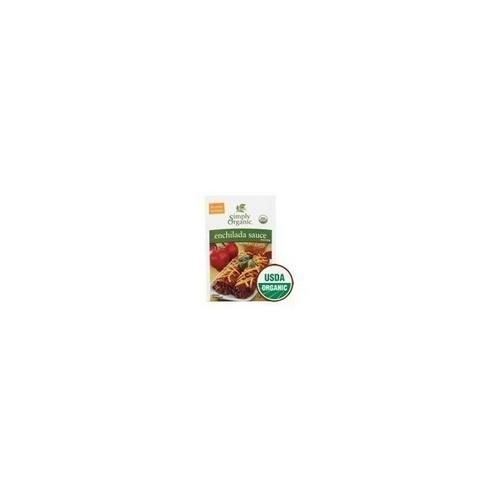 Simply Organic Enchilada Sauce Seasoning  (12x1.41Oz)