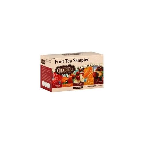 Celestial Seasonings Fruit Tea Sampler (6x18 Bag)
