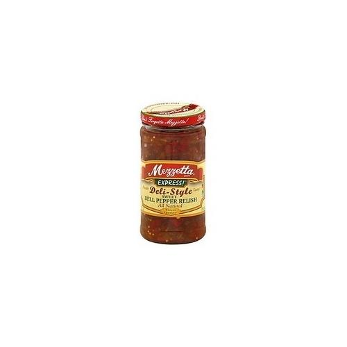 Mezzetta Sweet Bell Pepper Relish (6x12Oz)