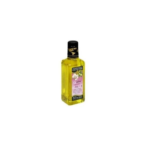International Oil Olive With Garlic (6x6/8.45 Oz)