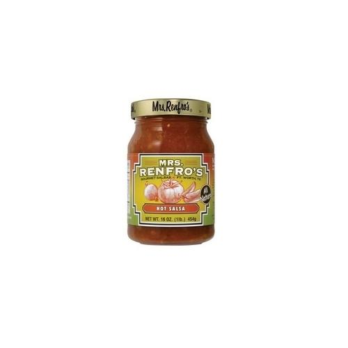 Mrs. Renfro's Hot Salsa (6x16Oz)