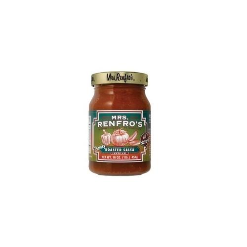 Mrs. Renfro's Roasted Salsa (6x16Oz)