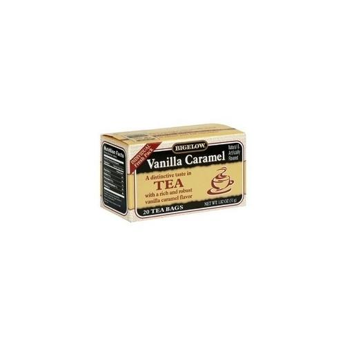 Bigelow Vanilla Caramel Tea (6x20 Bag )