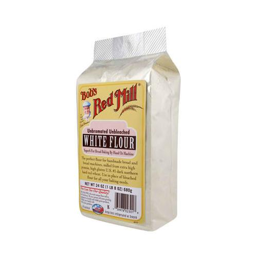 Bob's Red Mill Unbl White Flour (1x25LB )