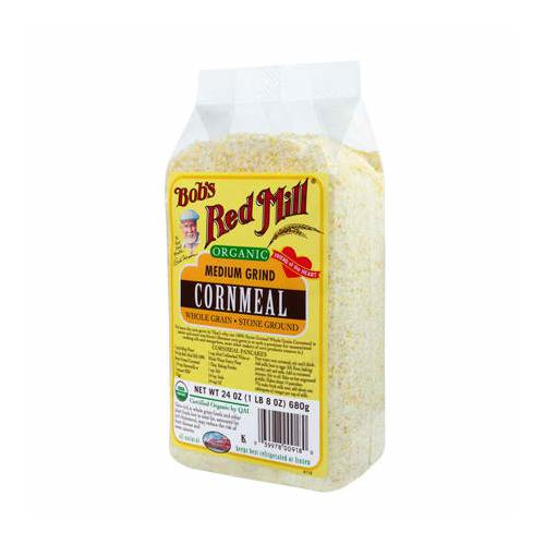 Bob's Red Mill Med Cornmeal (1x25LB )
