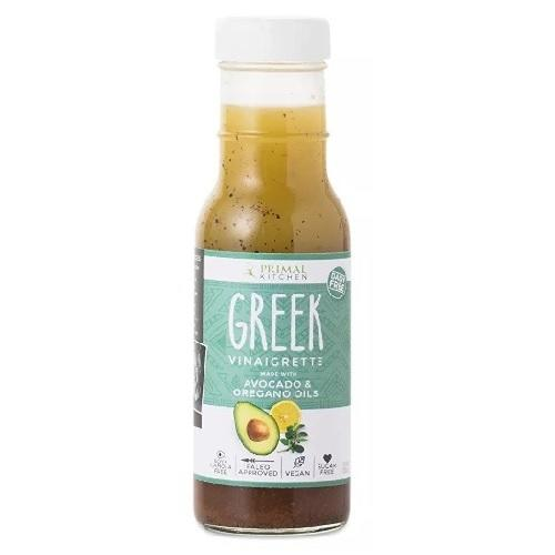 Primal Kitchen Vinaigrette, Greek, Avocado, Oil (6X8 OZ)
