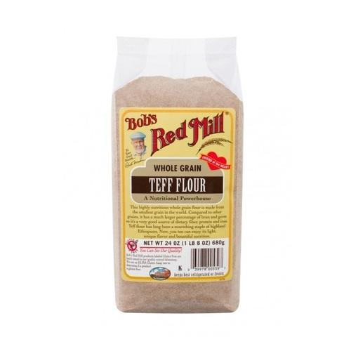 Bob's Red Mill Teff Flour  (4x24 OZ)