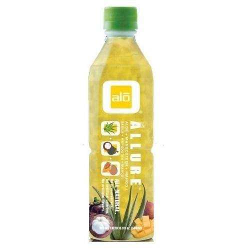 Alo Allure, Mangosteen + Mango Drink (6x50.7 OZ)