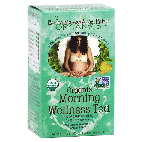 Earth Mama Angel Baby Morning Wellness Tea (1x16 BAG )