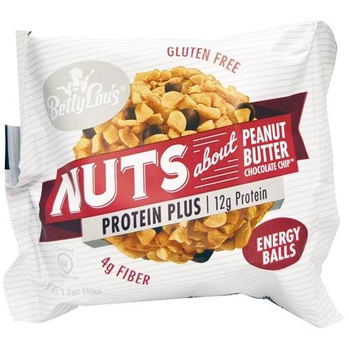 Betty Lou's Energy Balls Peanut Butter Chocolate Chip (12x1.7 OZ)