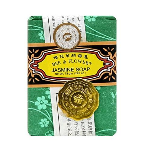 Bee & Flower Soaps Jasmine Soap Large (4x4.4OZ )