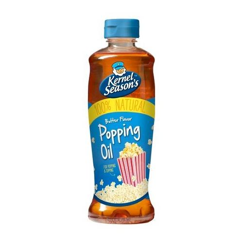 Kernel Season's Butter Flavor Popping & Topping Oil (6x13.75 OZ)