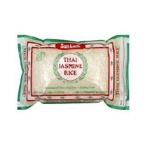 Sun Luck Thai Jasmine Rice (6x5LB )