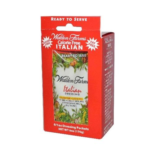 Walden Farms Italian Drsg Pkt (6x1OZ )