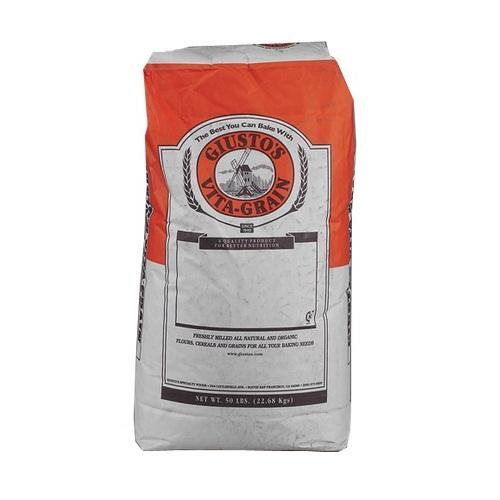 Giusto's Ww Flour Medium (1x50LB )
