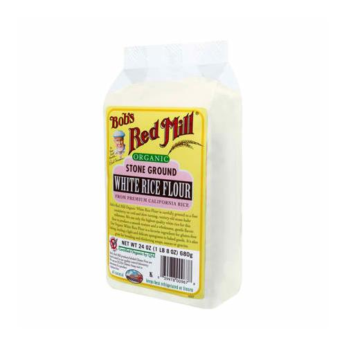 Bob's Red Mill White Rice Flour (1x25LB )