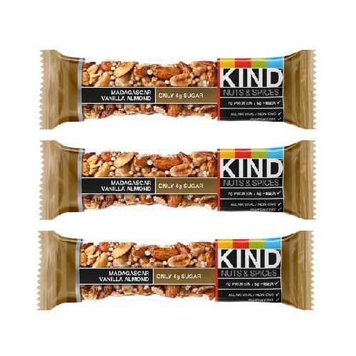 Kind Madagascar Van Almond (12x1.4OZ )