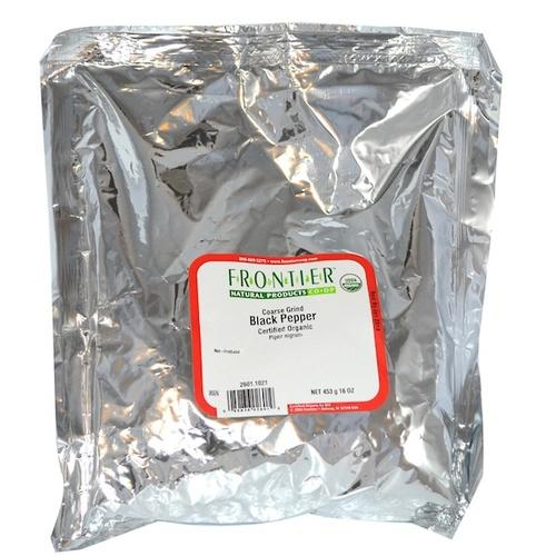 Frontier Black Pepper,Coarse (1x1LB )
