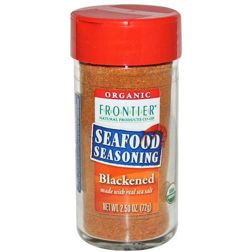 Frontier Seafood Ssng Blacknd (1x2.5OZ )