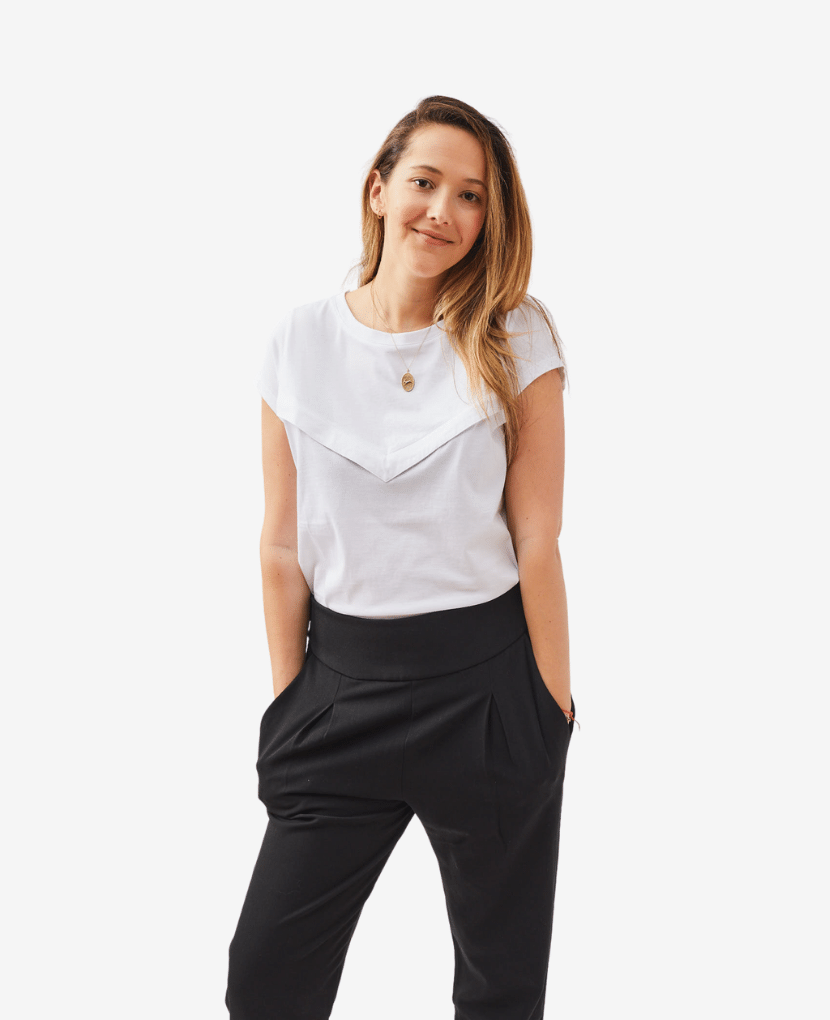 Gemma Easy Nursing Tee