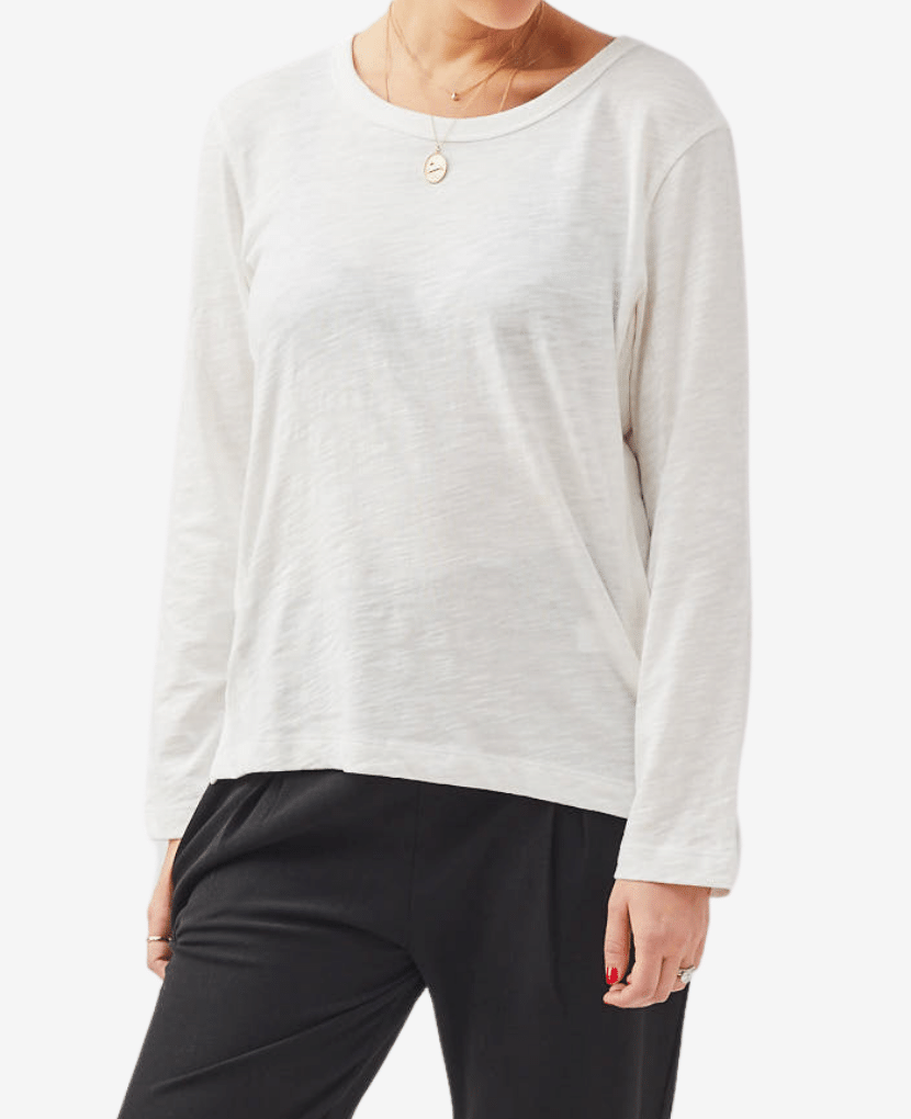 Kendall Long Sleeve Nursing Tee